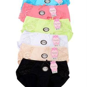 😍30% Off if bundle 3😍 NWT Mamia Panties